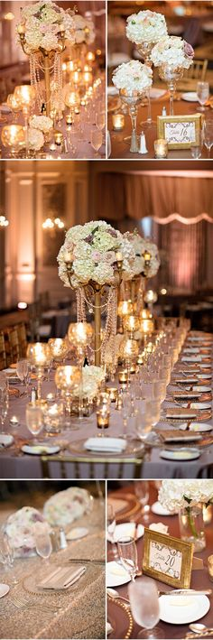 6 elegant party decorations wedding party