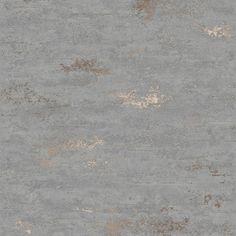 Cobalt Industrial Metallic Wallpaper Grey, Copper - Wallpaper from I Love Wallpaper UK Hallway Wallpaper, Copper Wallpaper, Industrial Wallpaper, Metallic Wallpaper, Grey Wallpaper, Print Wallpaper, Pattern Wallpaper, Grey Textured Wallpaper, Wallpaper Designs
