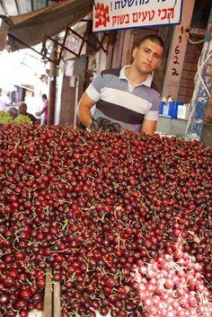Cherry Season in Israel