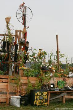 Urbane Landwirtschaft: Was ist das? | Speiseräume: Stadt/Ernährung