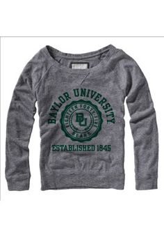 Product: Baylor University Bears Women's Long Sleeve T-Shirt