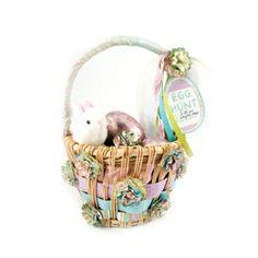 We R Cottontail Easter Basket - Scrapbook.com