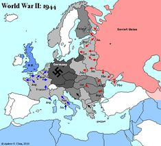 Image result for europe 1944