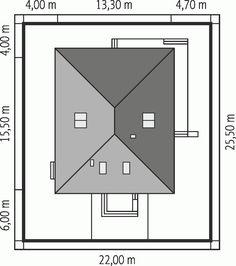 O casă de vis cu 3 dormitoare si fără etaj – proiect detaliat cu fotografii – Case De Vis