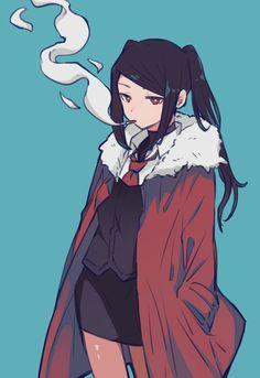 I would watch that anime & Manga Character Drawing, Character Illustration, Character Concept, Anime Art Girl, Manga Art, Japon Illustration, Cute Art Styles, Estilo Anime, Character Design Inspiration
