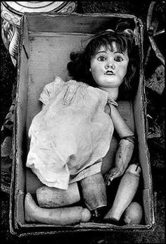Creepy Vintage Dolls That Will Definitely Kill You | Hint Fashion Magazine