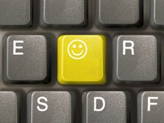 New Computer Algorithm Knows Your Phony Smile [VIDEO]- Smiley Face Computer Keyboard- Computer Algorithm, Computer Keyboard, Pr Newswire, Media Studies, Cheer You Up, Just Smile, Learning Centers, Brighten Your Day, Non Profit