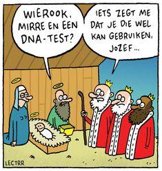 DNA-test Jozef