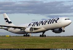 Finnair A330 in Helsinki