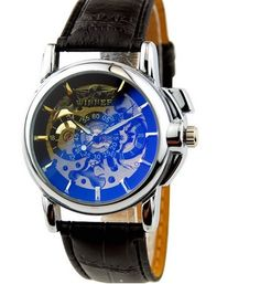 Watches, Leather, Accessories, Fashion, Moda, Wristwatches, Fashion Styles, Clock, Fashion Illustrations