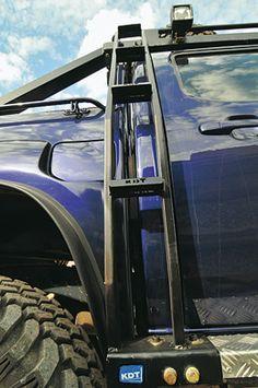 Mazda BT-50. Cделайте из него автомобиль мечты! — Журнал «4х4 Club» http://autopartstore.pro