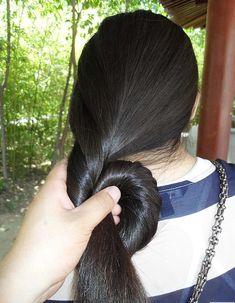 Indian Long Hair Braid, Long Hair Ponytail, Braids For Long Hair, Ponytail Hairstyles, Cool Hairstyles, Really Long Hair, Super Long Hair, Beautiful Long Hair, Gorgeous Hair
