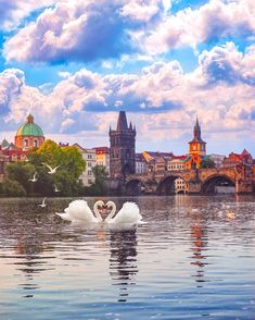 Wonderful Places, Beautiful Places, Places In Europe, Beautiful Buildings, World Heritage Sites, Czech Republic, Cool Places To Visit, Wonders Of The World, Prague