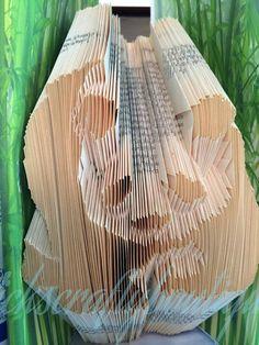 Panda book folding pattern