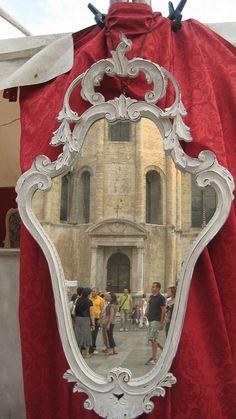 Italian vintage mirror