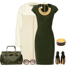 HERVE L. LEROUX Sheer panel body-con dress – $635 More info: Herv? L. Leroux? formerly L?ger? continues his body-con legacy with this sheer panel dress. Cleverly crafted to sculpt your shape this bottle-green style features a provocative neckline that highlight… ETRO Alpaca-Wool/Faux Fur Mixed-Media Coat – $1,330 More info: Detailed in a tactile mix of...Read More