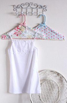 DIY Hangers : DIY Cath Kidston Hanger Craft