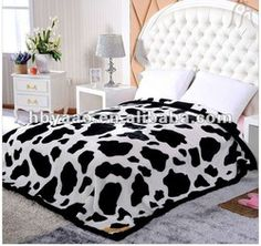 2ply polyester soft cow blanket 200*240cm, View cow print blanket, yaao Product Details from Hebei Yaao Textile Co., Ltd. on Alibaba.com