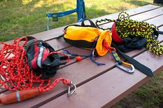 Kayak Towbelts - There are a few good ideas out there...