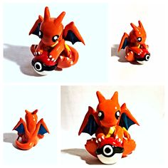 The Cutest Charizard EVER by LittleCLUUs