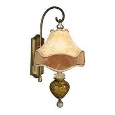 Dale Tiffany PG90068 Felipe Wall Sconce, Antique Brass