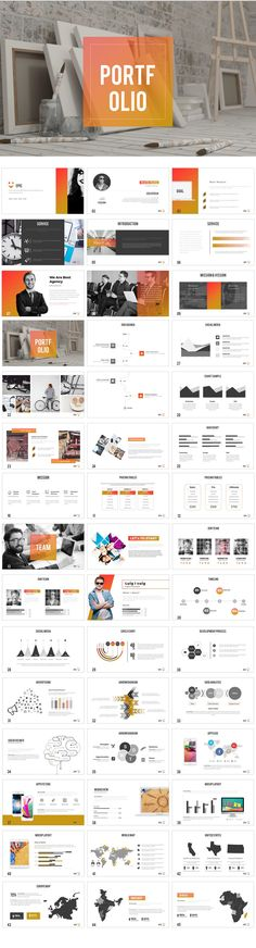 121 best business powerpoint templates images on pinterest in 2018 epic powerpoint presentation powerpoint template flashek Images