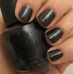 Opi baby it's coal outside