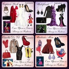 modern villain style outfits - Google Search