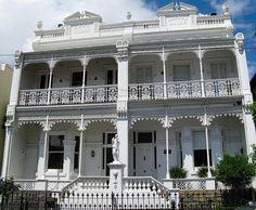 Victorian Terrace- Australian style