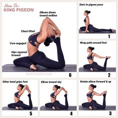 Yoga poses offer numerous benefits to anyone who performs them. There are basic yoga poses and more advanced yoga poses. Here are four advanced yoga poses to get you moving. Vinyasa Yoga, Ashtanga Yoga, Asana Yoga Poses, Iyengar Yoga, Yoga Pilates, Yoga Moves, Stretching Exercises, Stretches, Yoga Training