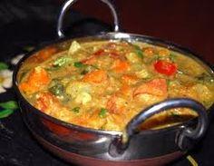 Navratan Korma - 9 Gems (Vegetables) Korma- Gluten Free, contains dairy (curd=yogurt)