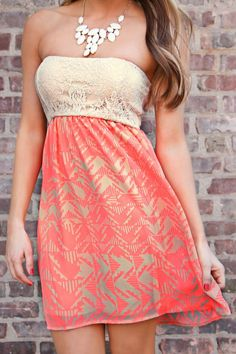 Beautiful Summer Dress!