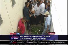 Son Sepultados Los Restos De La Joven Que Fue Asesinada De Un Disparo En La Cabeza Por Su Ex Pareja En Santo Domingo Este