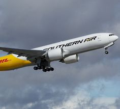 Southern Air / DHL Boeing 777 freighter