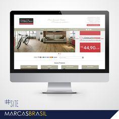 Site – Mila Decor > Desenvolvimento de site para loja Mila Decor < #site #marcasbrasil #agenciamkt #publicidadeamericana