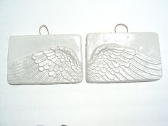 Special One Day Sale  Angel Wings In The by MountainArtCasting, $27.95