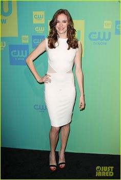 danielle panabaker the flash upfronts 08