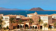 Gran Hotel Atlantis Bahia Real - Corralejo, Fuerteventura, España - a hidden jewel not far from the beautiful corralejo beach