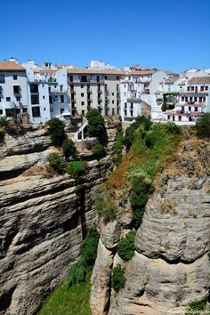 Ronda – Amintiri de departe Mansions, House Styles, Home, Andalusia, Muslim, Manor Houses, Villas, Ad Home, Mansion