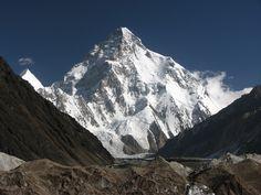 Las 10 montañas más díficiles de escalar...Menuda recopilación!!