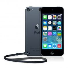 Refurbished iPod Touch 5 - Black & Slate for cheap. With a Warranty Diy Phone Case, Iphone Cases, Ipod Touch 5th Generation, Thing 1, Multi Touch, Phone Organization, Retina Display, Facetime, Screen Protector