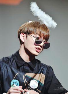 Jungkook the angel Maknae Of Bts, Jungkook Oppa, Bts Bangtan Boy, Taehyung, Jungkook Glasses, Jungkook 2016, Bts Boys, Jung Kook, Busan