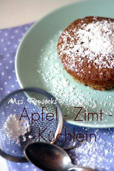 Apfel-Zimt-Küchlein