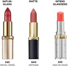 Drugstore Makeup, Lip Makeup, Lipstick Collection, Matte Lipsticks, Nude Lip, L'oréal Paris, Chihuahua Dogs, Hand Embroidery Designs, Mirror Mirror