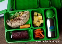 kid lunches made fun + healthy.