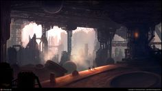 Saboteurs by Andreas Rocha | 2D | CGSociety