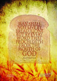 The Word, Necessary Food | Matthew 4:4