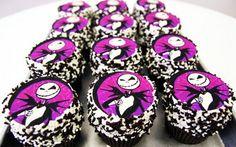 Nightmare Befor Christmas Cupcakes