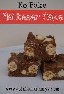 malteser squares cake recipe