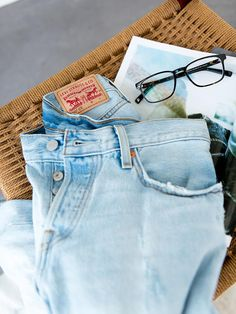 Levi's first step in women's denim was creating Lady Levi's over 80 years ago. For the new women's denim collection, they traveled the world to figure out the best fits and fabrics to make every woman look and feel her best. #LadiesInLevis